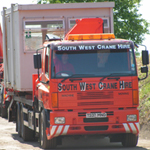 Crane Vehicle Hire from South West Crane Hire