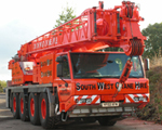 Mobile Crane Hire from South West Crane Hire